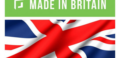 Did you know that the majority of our products are made in Great Britain?