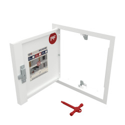 10 x 1hr Fire Rated Access Hatches - FlipFix Easy Install - MULTI PACK DISCOUNT