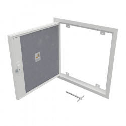 30DB Rated Acoustic Access Panel - Metal Door - Non-Fire Rated