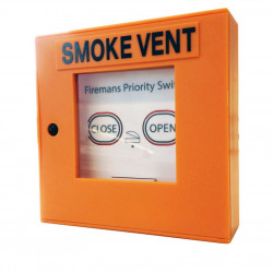 Firemans Priority Switch For AOV Smoke Vent