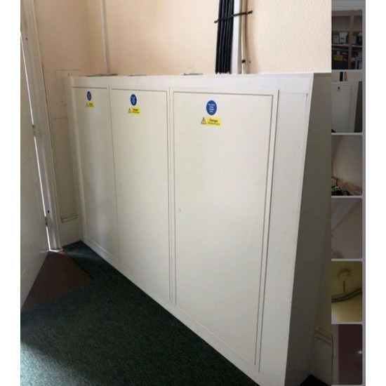 Bespoke Access Panel - Made To Measure Metal Access Hatch