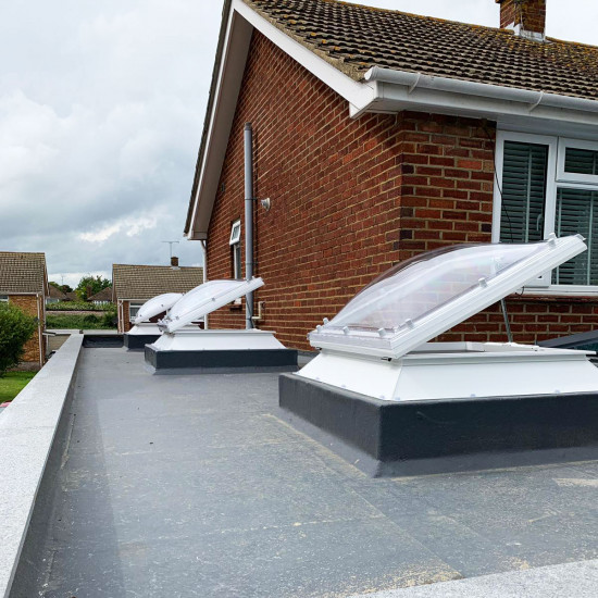 Ventilation Rooflight - Coxdome - Including FREE Winding Rod