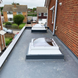 Roof Access Hatch - Coxdome Opening Roof Dome for Flat Roof