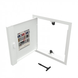 Metal Access Panel - Non-Fire Rated FlipFix with Picture Frame