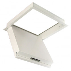 Fire Rated Loft Hatch - Insulated - Picture Frame