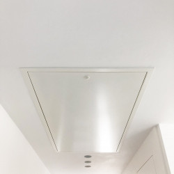 Insulated Loft Hatch with Picture Frame