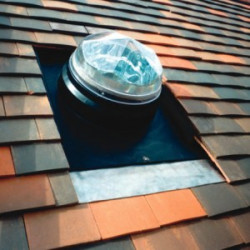 Sun Tunnel Pitched Roof Plain Tiles Kit - Monodraught Sunpipe®
