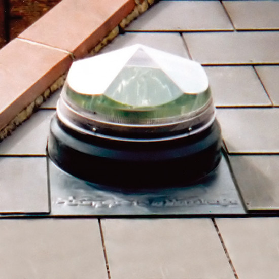 Monodraught Sunpipe For Slates - Pitched Roof Slate Tiles Kit