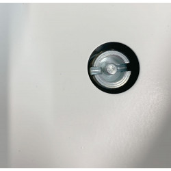 Tamper Proof Lock Metal Access Panel with Picture Frame - SALE!